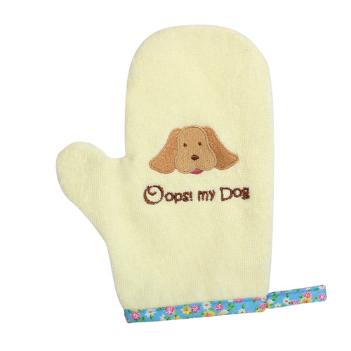 Paw Glove Yellow