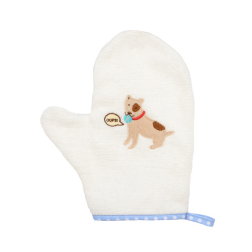The Doggy Paw Towel