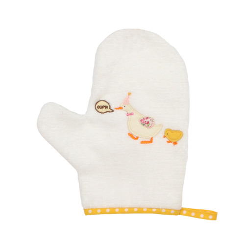 The Ducky Paw Towel