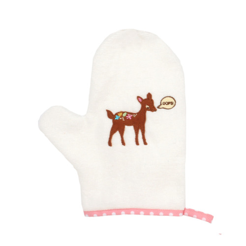 The Bambi Paw Towel