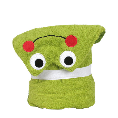 The Froggy Bath Wrap & Towel